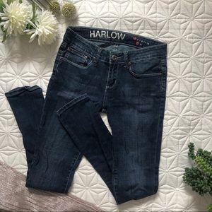 HARLOW Jeans Straight Cut Medium Wash